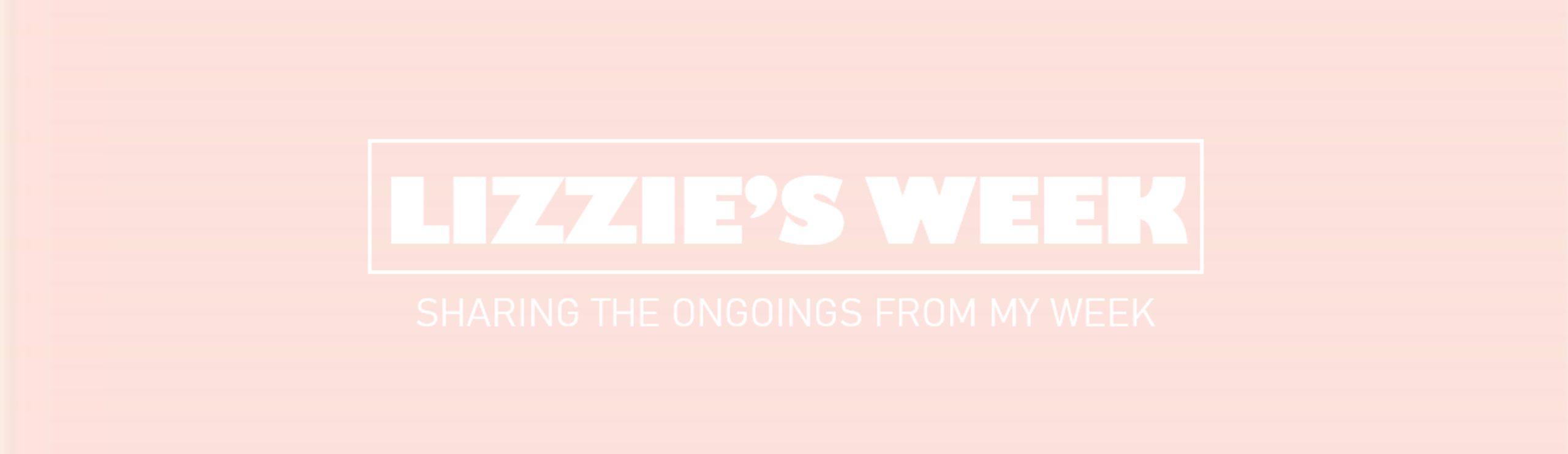 Lizzie's Week
