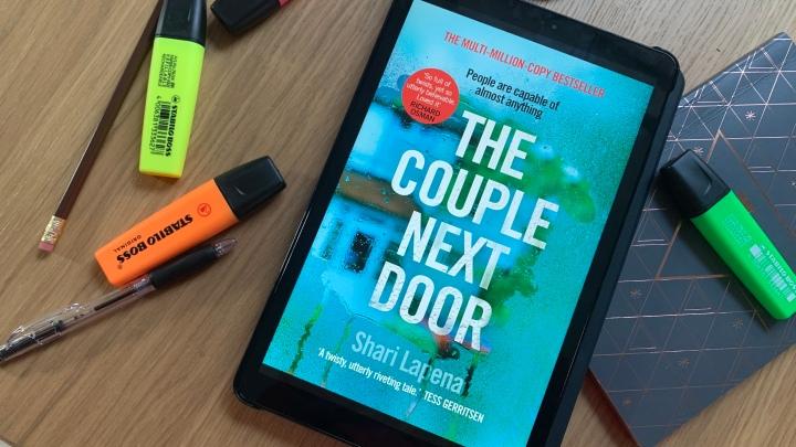 LIZZIE READS … THE COUPLE NEXTDOOR
