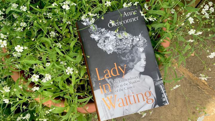 LADY IN WAITING – LADY ANNEGLENCONNER