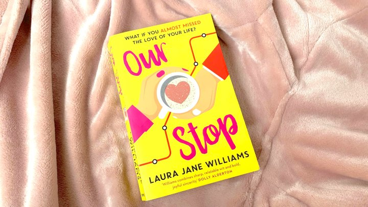 OUR STOP – LAURA JANEWILLIAMS