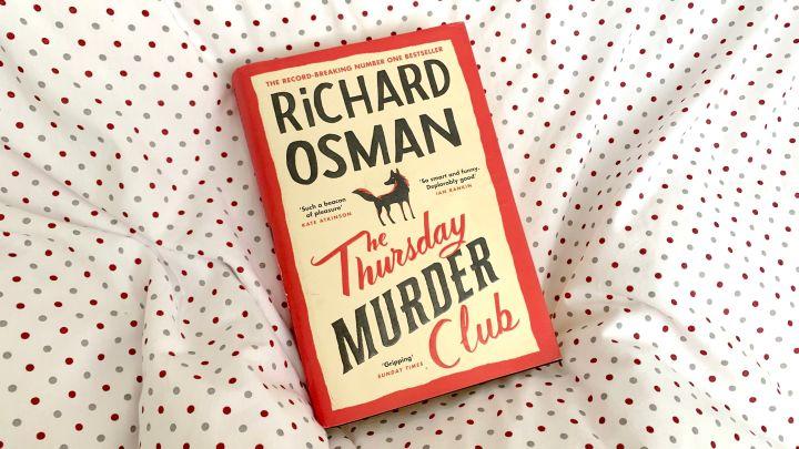 THE THURSDAY MURDER CLUB – RICHARDOSMAN