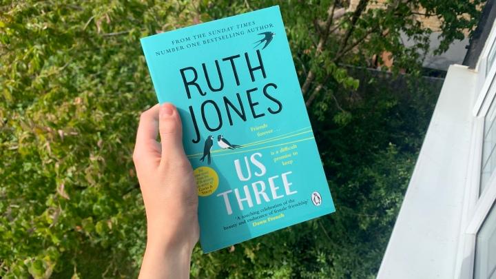 RUTH JONES – USTHREE