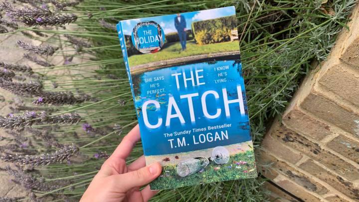 THE CATCH – T.M.LOGAN