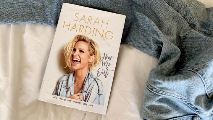 HEAR ME OUT – SARAHHARDING