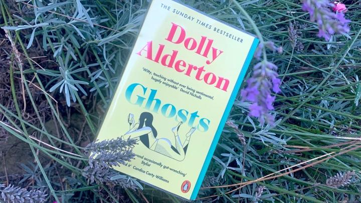 DOLLY ALDERTON –GHOSTS